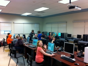PEI Afterschool Technology Program